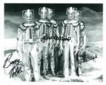 Barry Noble, John Levene & Reg Whitehead - Genuine Signed Autograph 7378